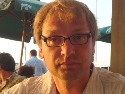 Ihr Gastgeber Frank Lederbogen