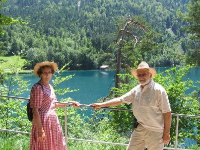 Ihr Gastgeber Helmut & Irene Sachse