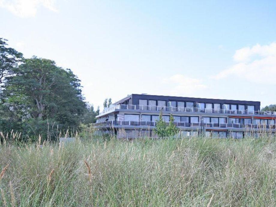 Ferienwohnung Strandhafer Scharbeutz - Außenansicht
