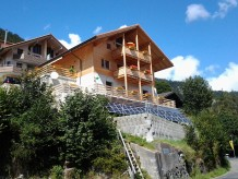 Ferienwohnung Chalet Aberot / Oppliger+Jaun