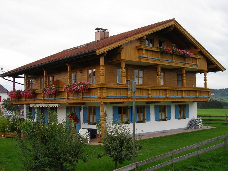 Ferienwohnung Säuling im Landhaus Geiger