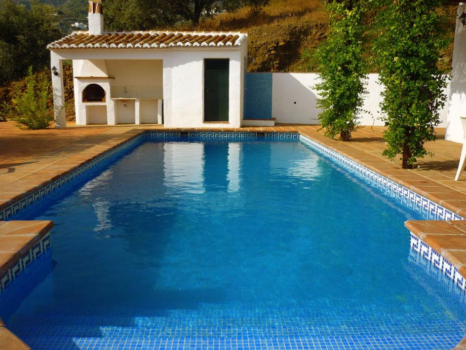 Gemauerte Dusche Ein Traum : Ferienhaus Villa Estilo – Abgeschiedenheit & Eleganz, Andalusien