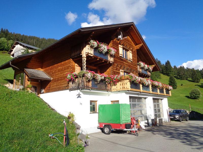 Ferienwohnung Edelweiß - Haus Burgl