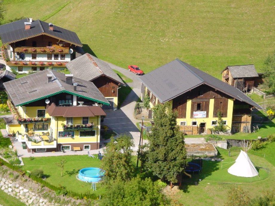 Außenaufnahme Apartment 2 - Bauernhof Schattaugut