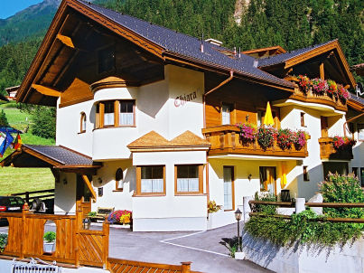 Wohnung Mischbach für 4-5 Personen