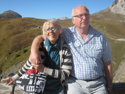 Ihr Gastgeber Albert und Maria Schlüter