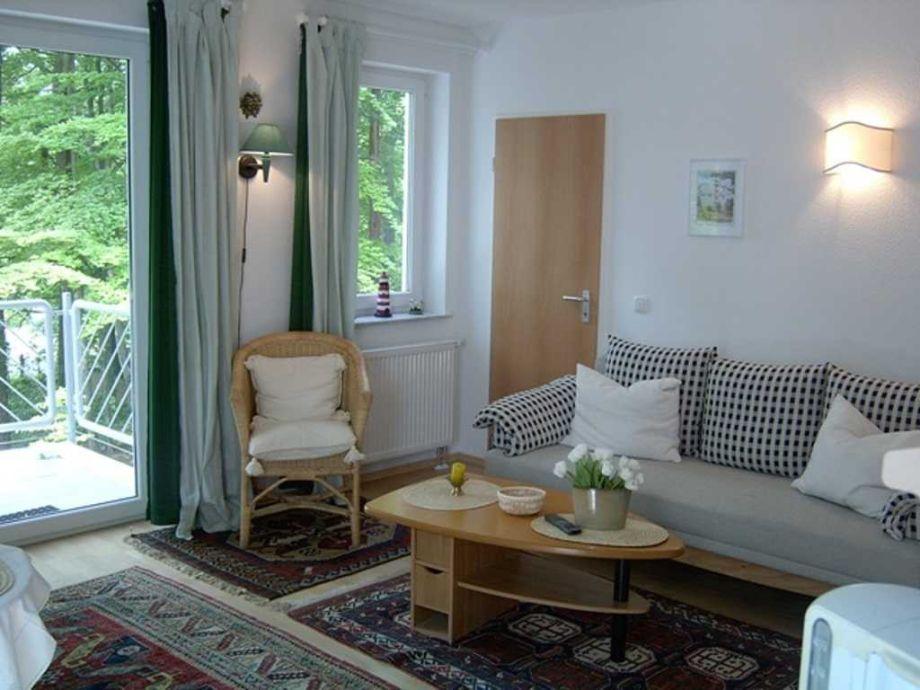 Ausstattung Villa Strandperle Whg. 06