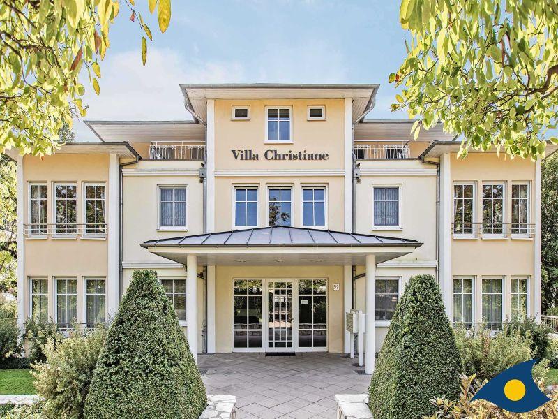 Ferienwohnung Villen am Goethepark, Haus Christiane Whg. 08