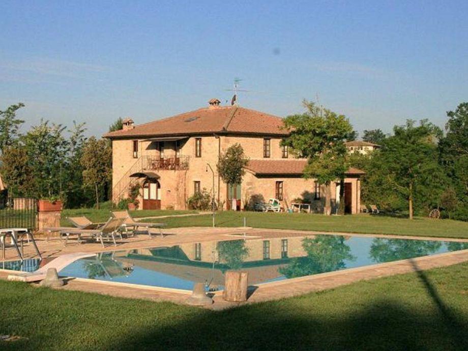 Das Landhaus mit Pool