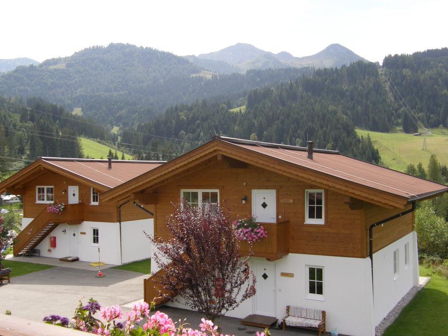 Außenaufnahme 6 Personen Apartment im Feriendorf Wallenburg