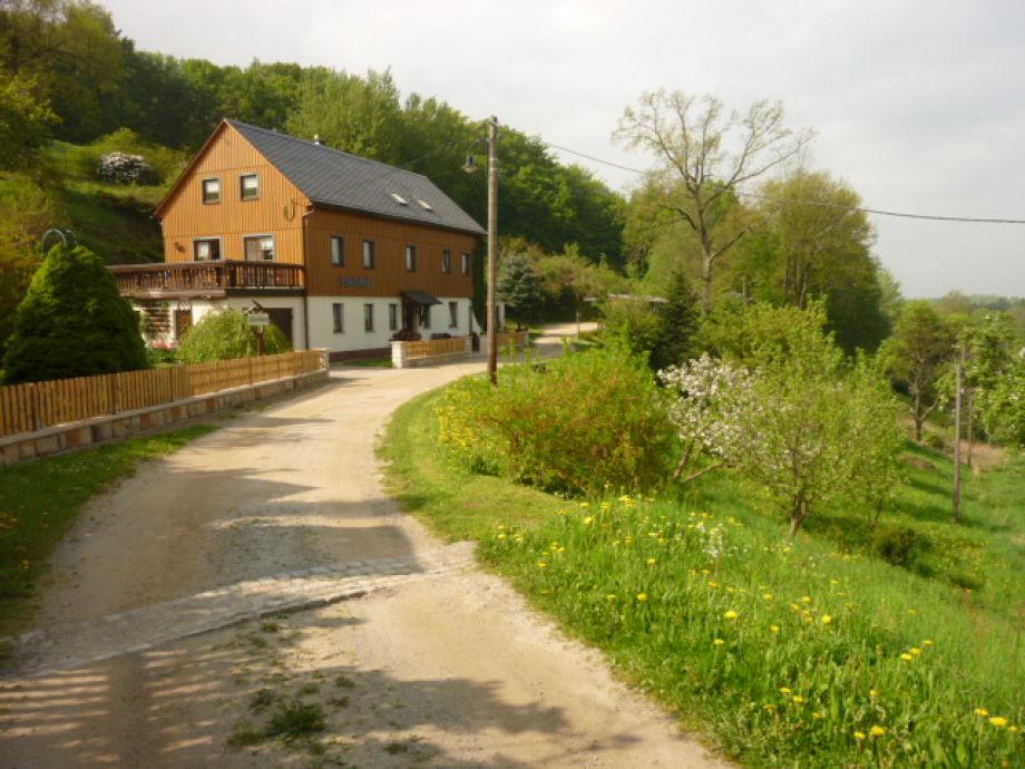 Zufahrt zum Waldhof