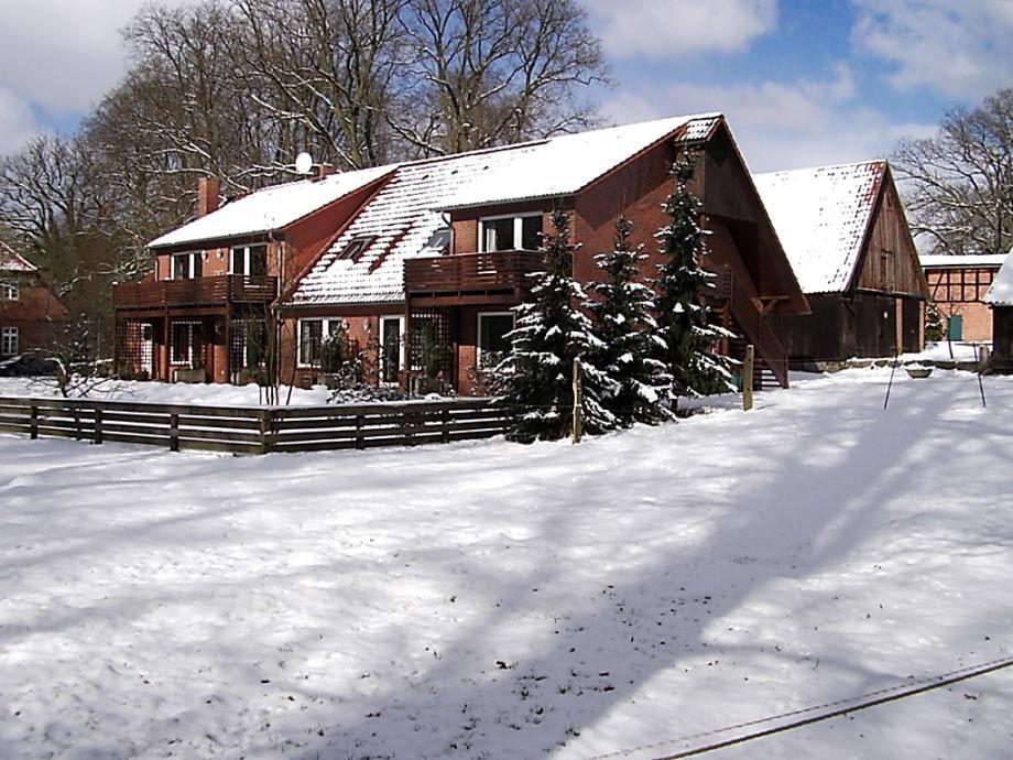 Ferienwohnung - Winter