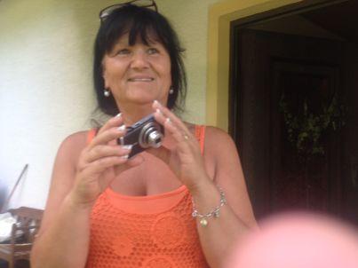Ihr Gastgeber Rosi Dissinger