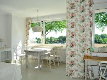Gästeträume - Apartment Samsö mit Weserblick