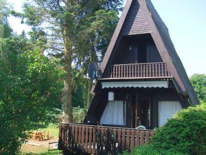 Finnhütte am Globsowsee