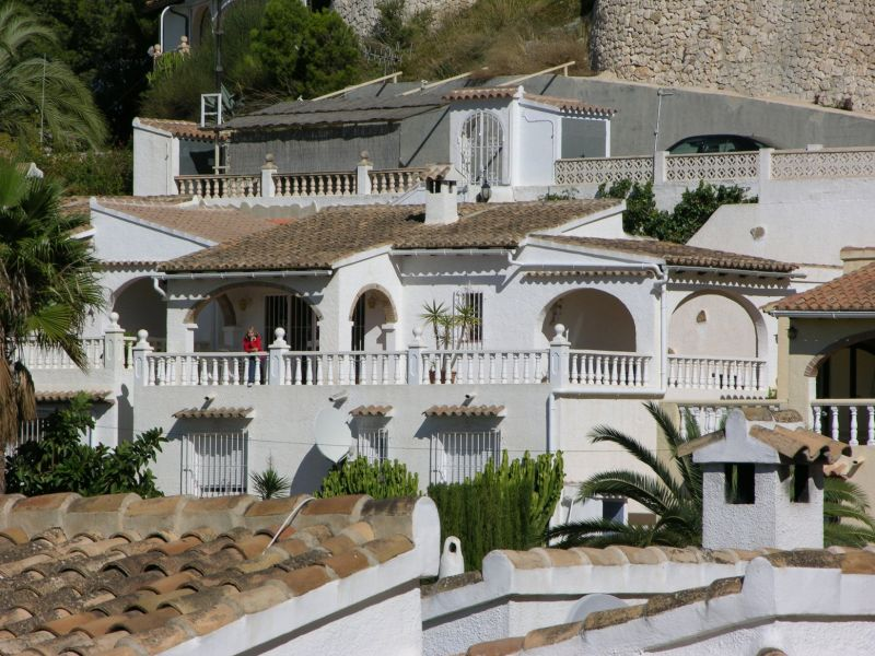 Ferienhaus Moraira-Teulada