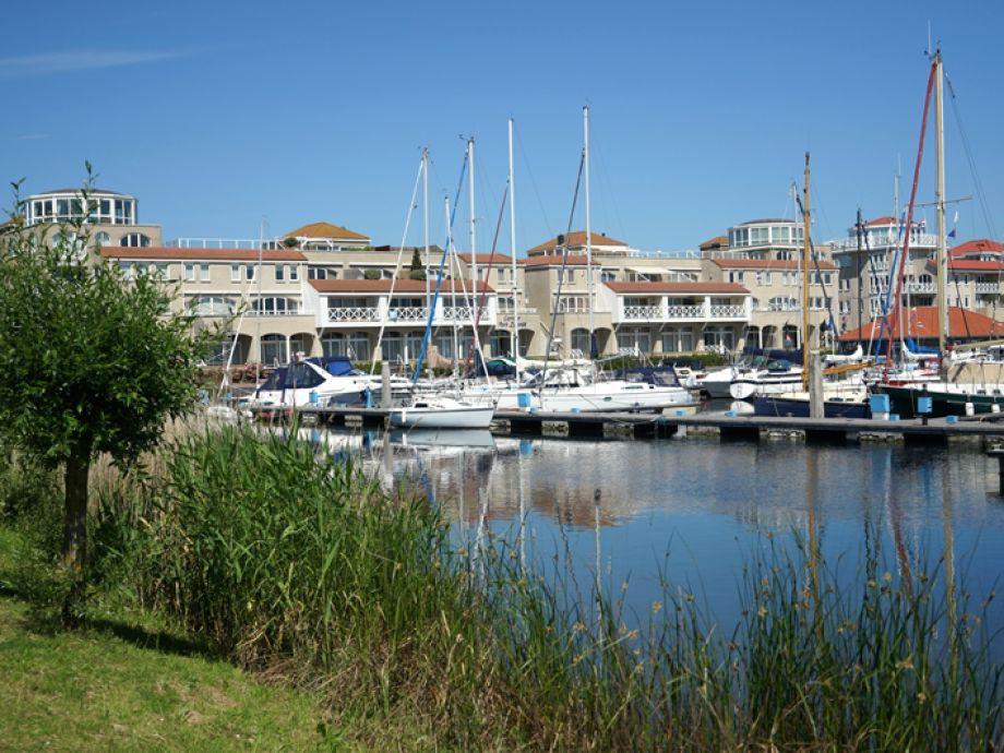 Ferienwohnung am Hafen