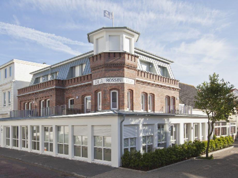 Villa Rossini, Heinrichstr. 9, Norderney