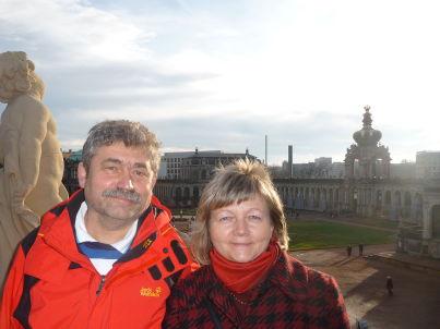 Ihr Gastgeber Gunar und Sylvia Bäßler