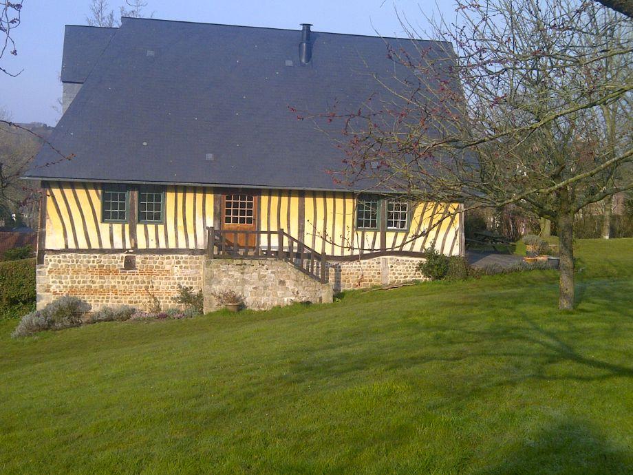 Außenaufnahme La Maison des Amis