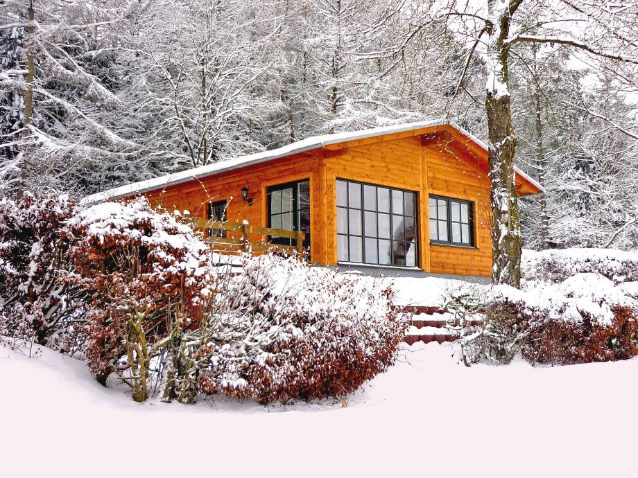 """Haus """"Tanneck"""" - ein Wintertraum"""