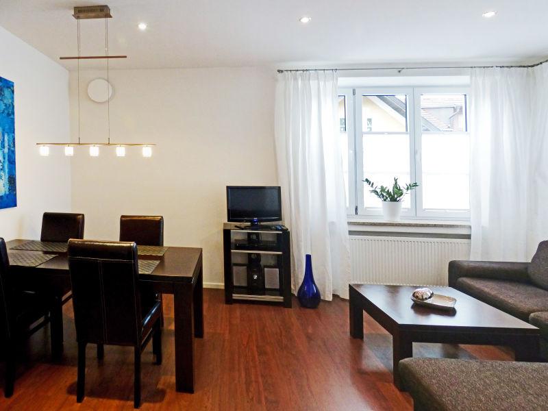 Holiday apartment Am Kurpark - Wohnung 1 60 qm
