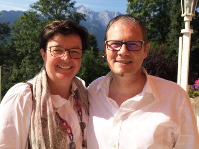 Ihr Gastgeber Gerhard und Michaela Nelhiebel
