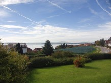 Panoramablick 1 Meersburg - Ferienwohnung Sollinger