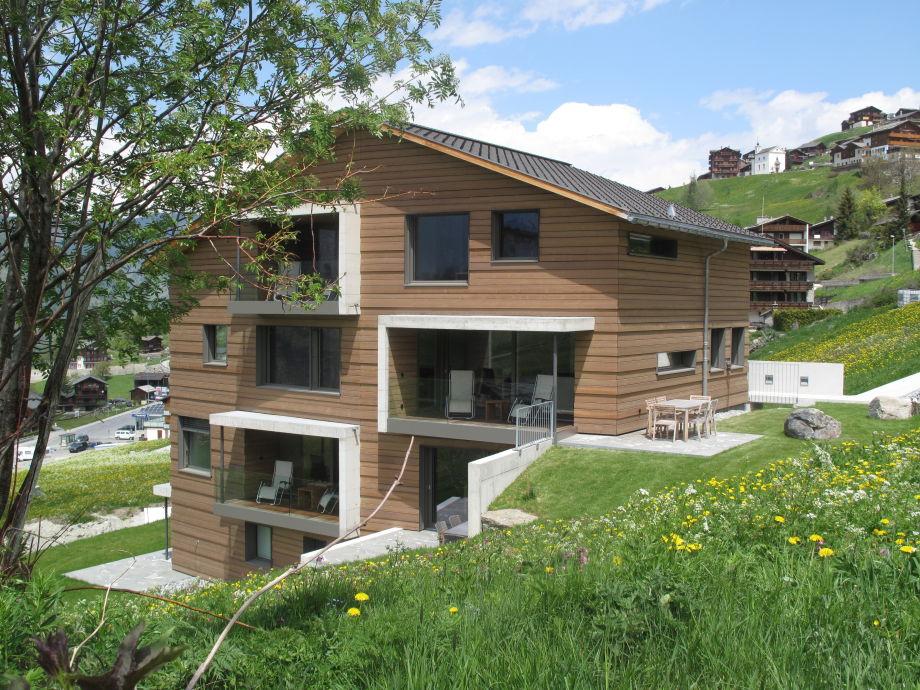 Außenaufnahme Brunegghorn, Sera Lodge