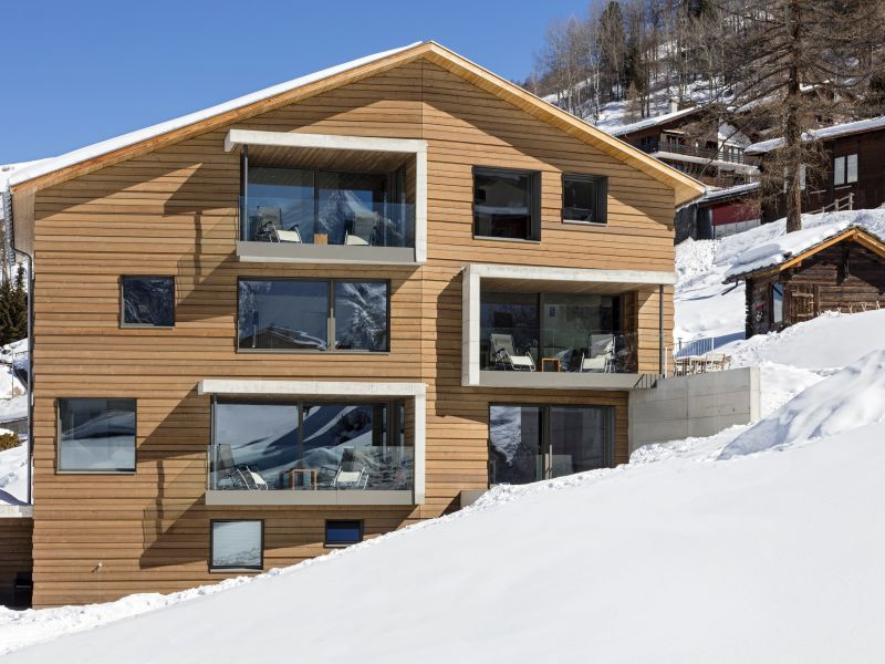 Ferienwohnung Brunegghorn, Sera Lodge