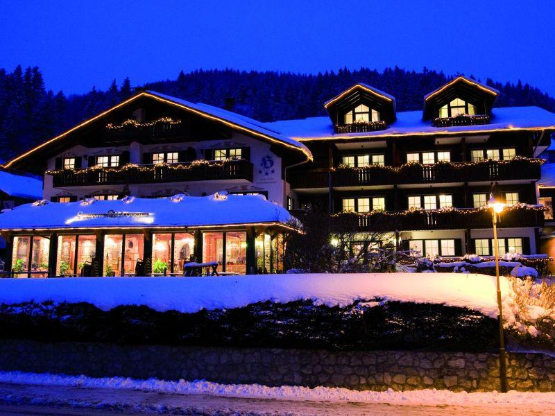 Ferienwohnung im Seehotel Hartung