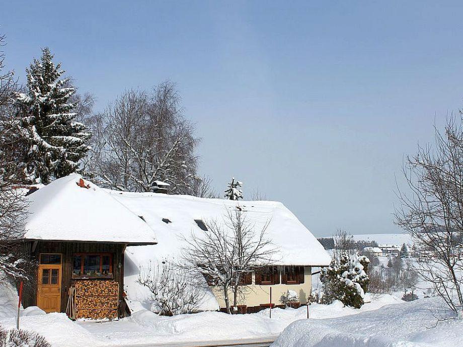 Hotzenhof im Schnee