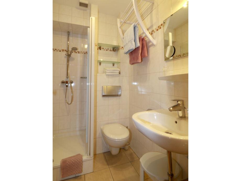 Toll Ferienwohnung Nr. 2 Badezimmer