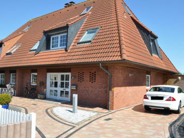 Ferienhaus Süderney - Maisonette