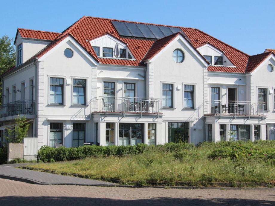 Die Villa Marieneck auf Norderney