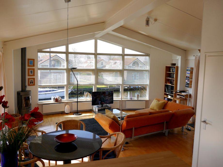 ferienhaus sch ne aussichten niederlande friesland ijsselmeer workum familie marion u. Black Bedroom Furniture Sets. Home Design Ideas