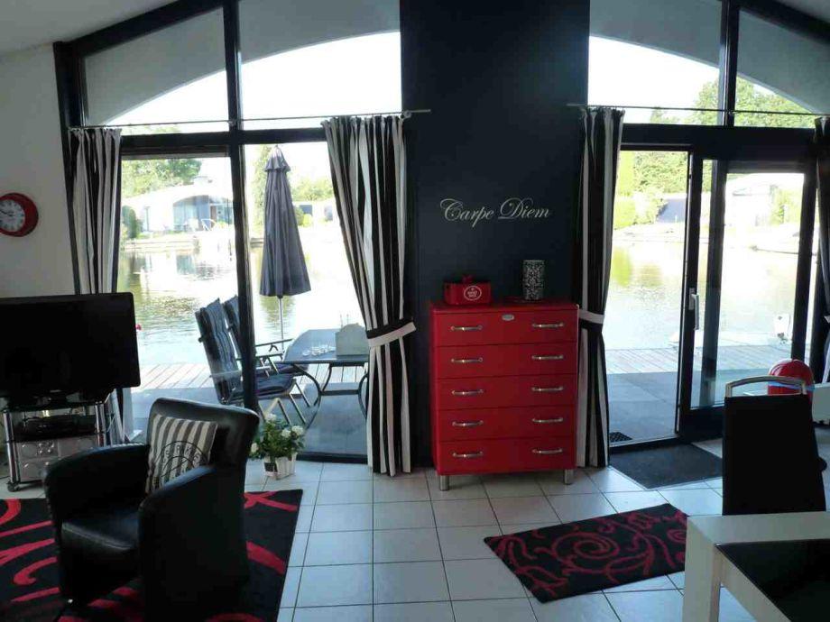 Carpe Diem - Luxus Bungalow und Boot direkt vor der Tür