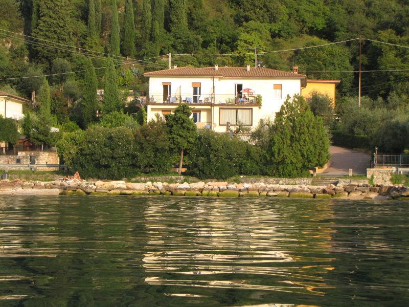 Ferienwohnung Residence Rose 2 Zimmer Whg am See mit Blick