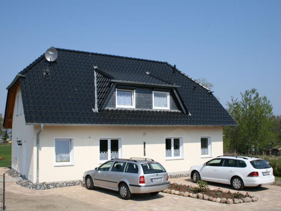 Gesamtansicht Doppelhaus