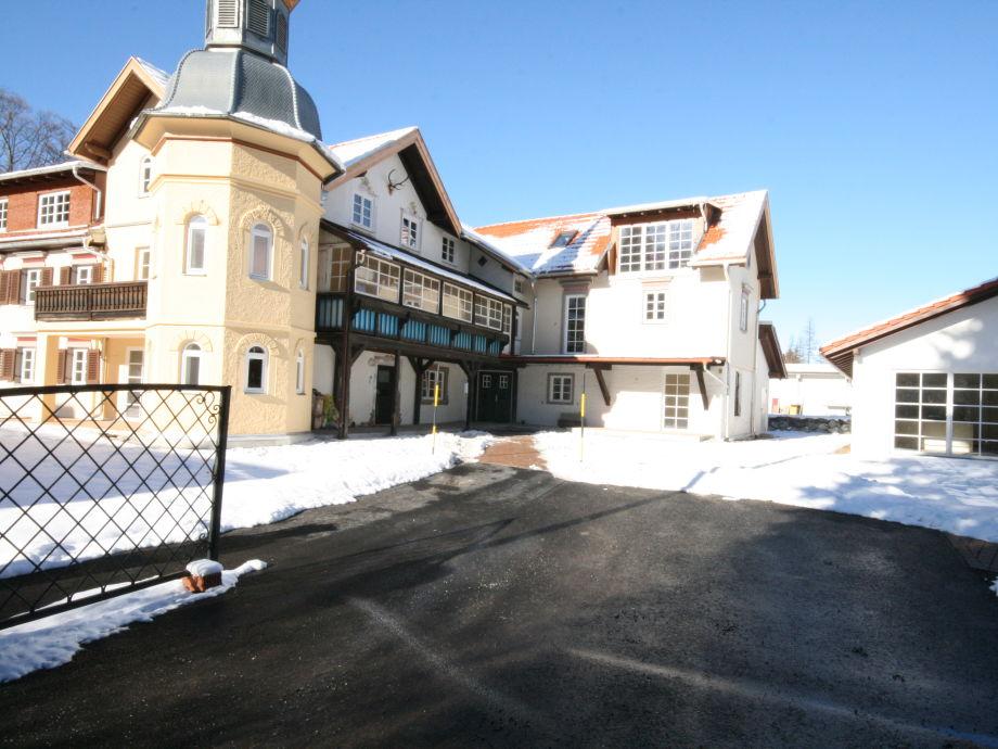 Ehemaliges königliches Jagdhaus