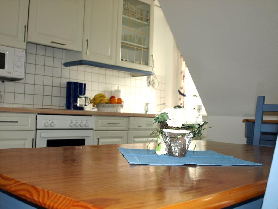 Küchenzeile Kille Ferienwohnungen