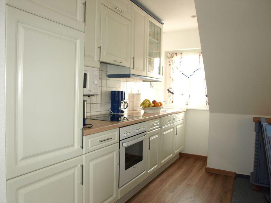 Küchenzeile mit ceran kochfeld backofen u spülmaschine