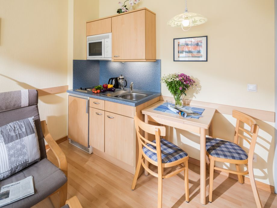 ferienwohnung 6 appartementhaus am kurpark nordsee. Black Bedroom Furniture Sets. Home Design Ideas
