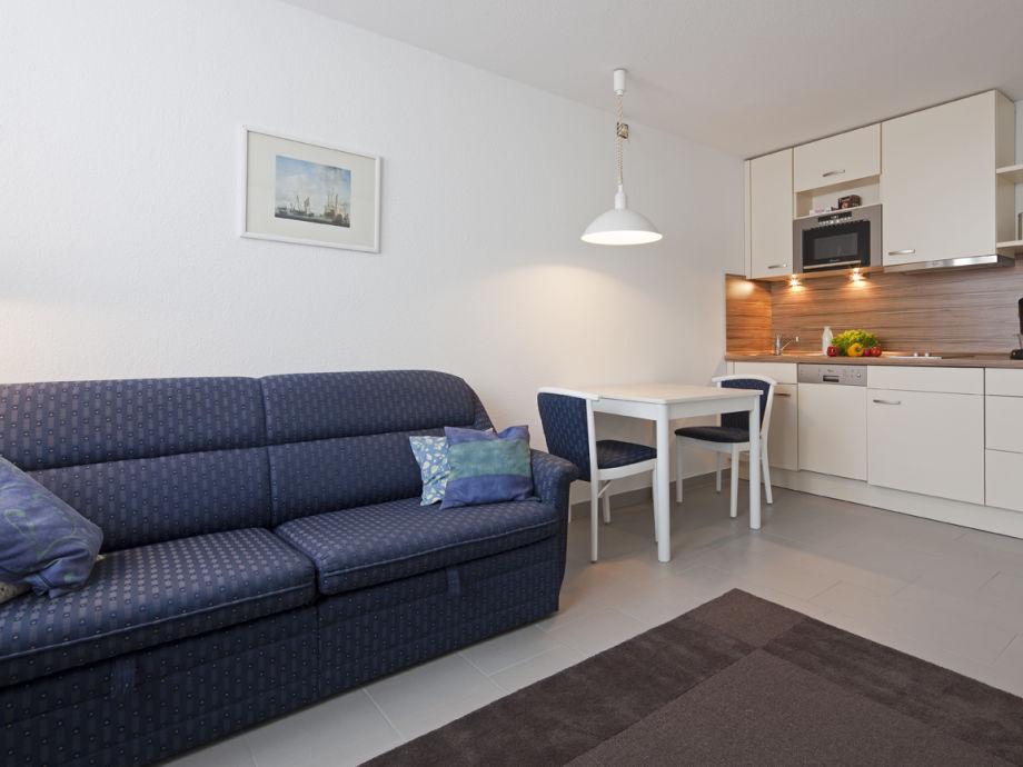 Stilvoller Wohnbereich mit Küche und Essbereich!