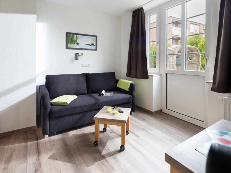 Sofa im Wohn / Schlafraum