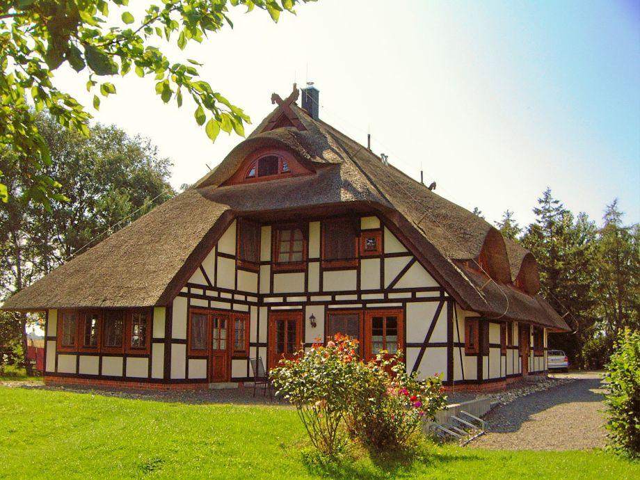 Das Töpperhus Ostseite