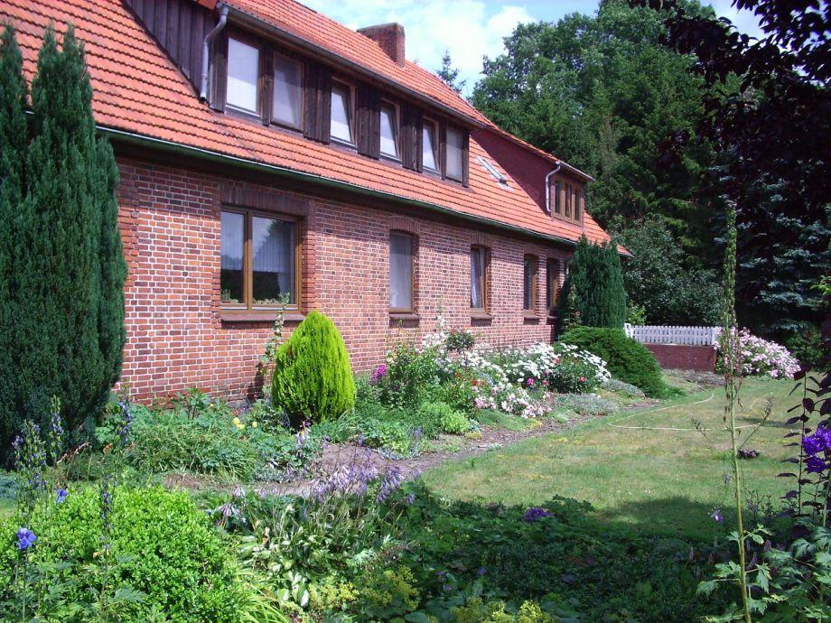 Der Schomershof - Zimmer befinden sich im Obergeschoß