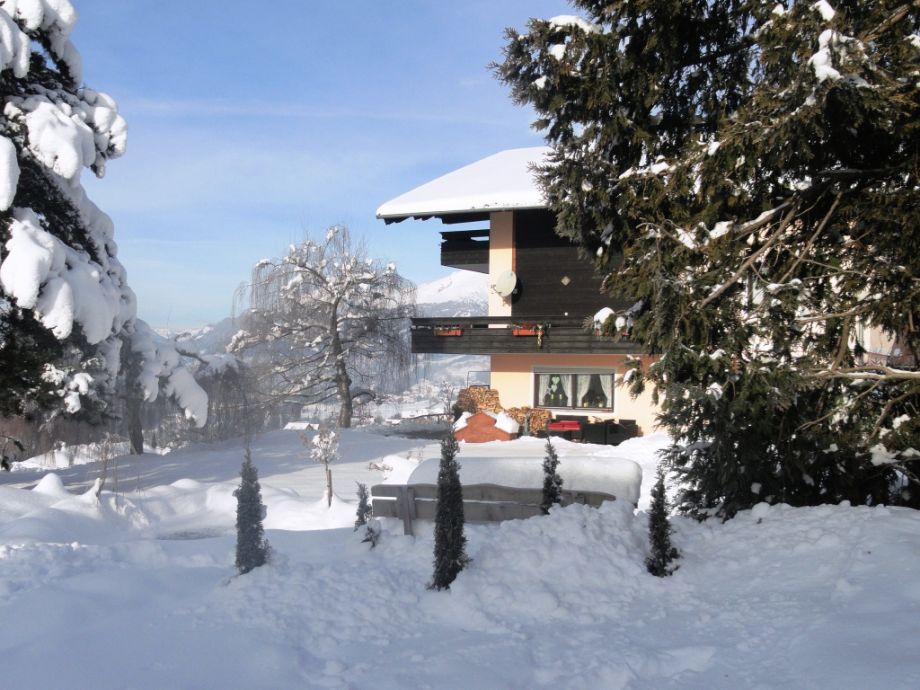 Landhaus Bonaventura im Winter