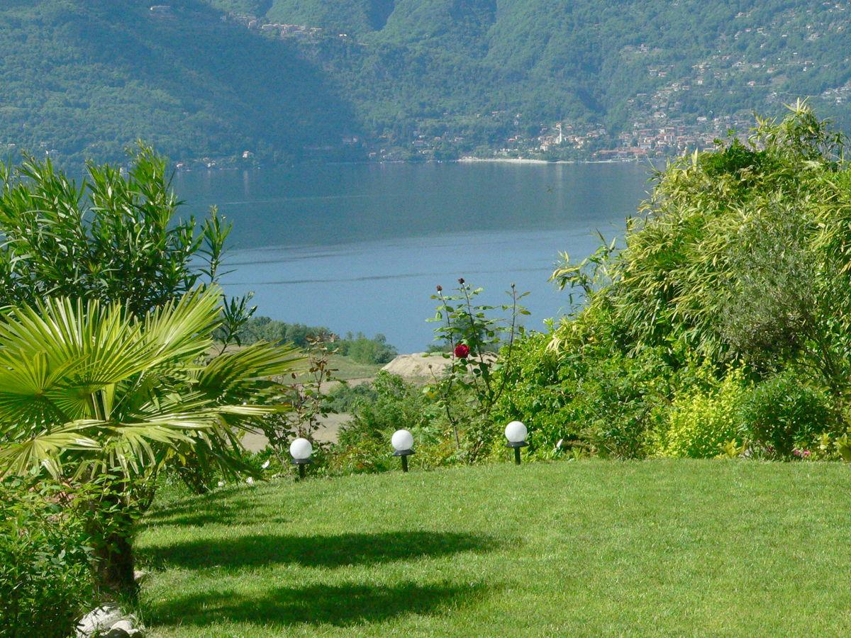 ferienwohnung casa riemann lago maggiore italien porto. Black Bedroom Furniture Sets. Home Design Ideas