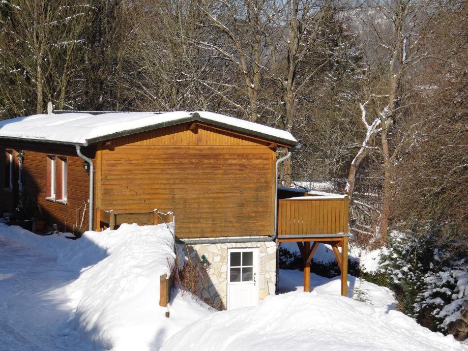 Ferienhaus Ferienwohnung2 Winter
